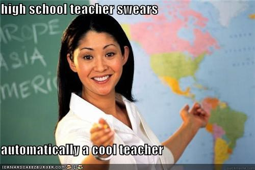cool teacher