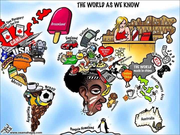 The World As We Know