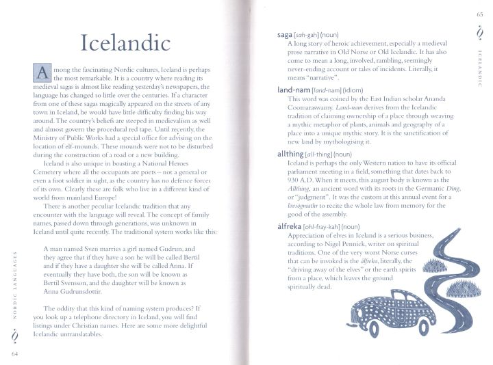 The Untranslatables Iceland